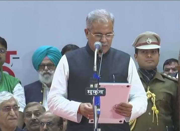 Chief Minister of ChhattisgarhBhupesh Baghel