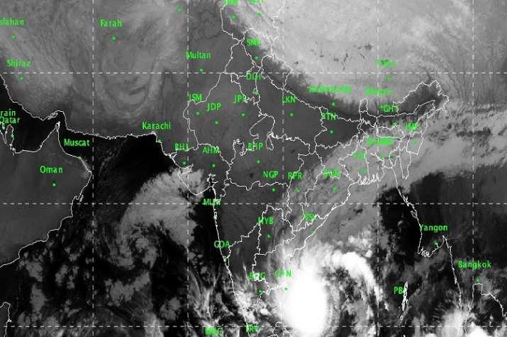 The MeT department said that coastal Andhra Pradesh and