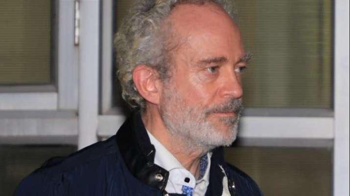 Alleged middleman Christian Michel