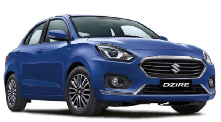 Maruti Suzuki Dzire top selling model