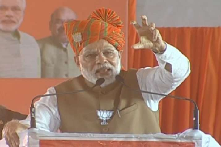 PM Modi in Jaipur LIVE:  'BJP will snatch victory from