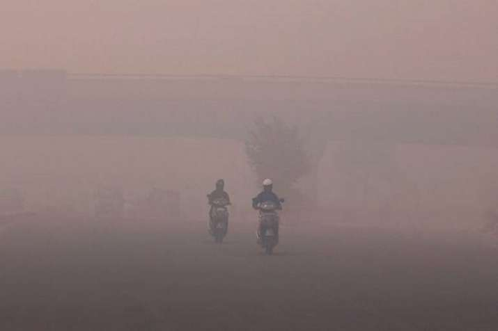 According to the Centre-run System of Air Quality and