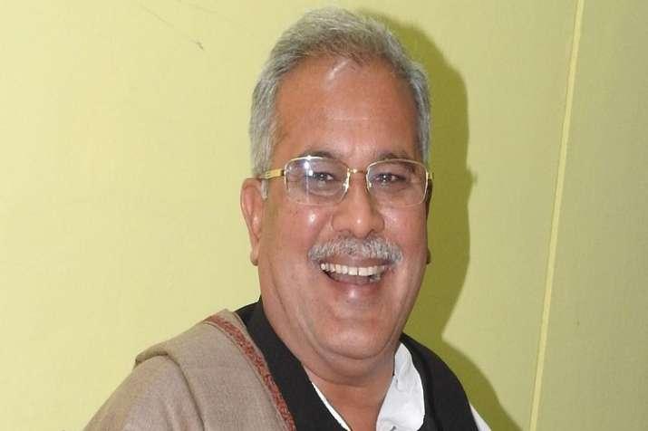 Chhattisgarh CM Bhupesh Baghel.