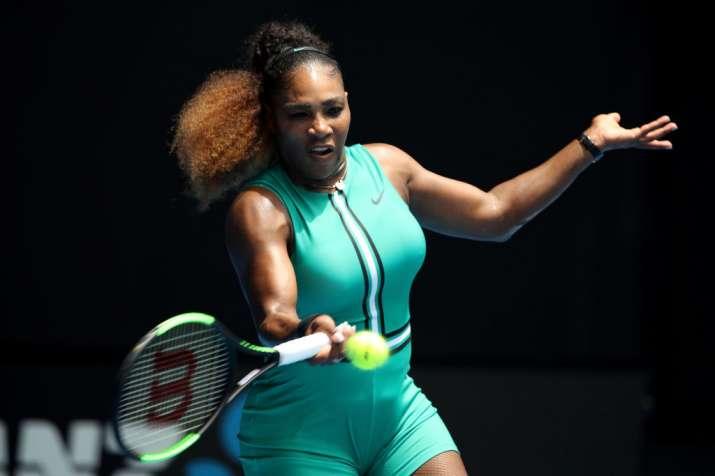 Back at it: Serena Williams wins in Australian Open return