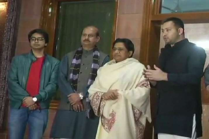 Soon after the formal announcement of the BSP-SP