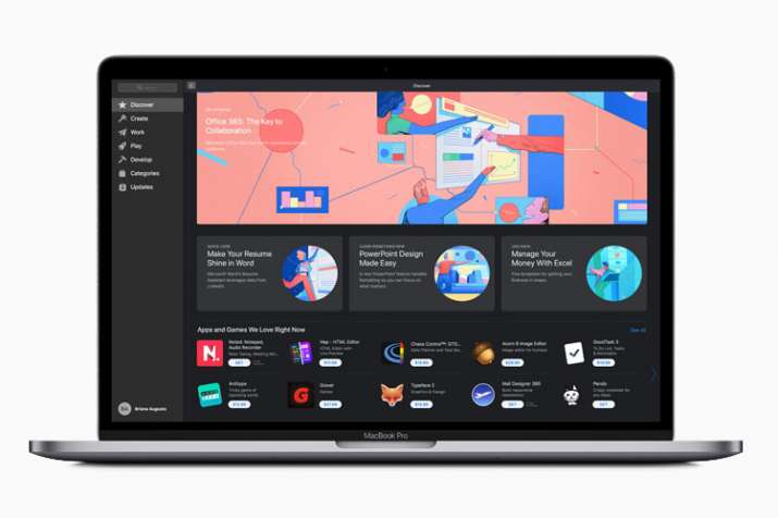 Apple welcomes Microsoft office on Apple Mac app store