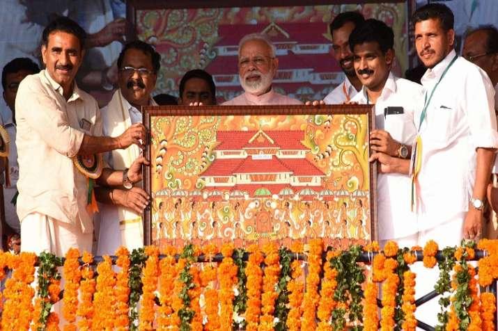 Addressing the Yuav morcha rally in Kerala, PM Modi said