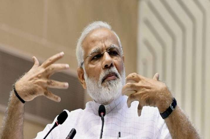 PM Modi's attack came during his interaction with