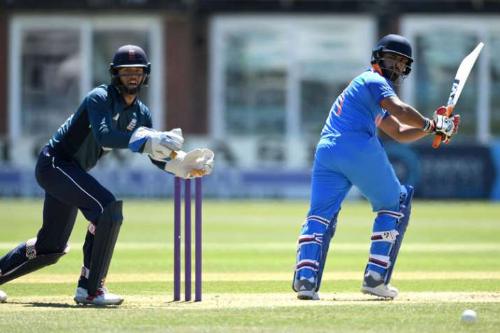 Rishabh Pant stars in India A's dominating victory over England Lions