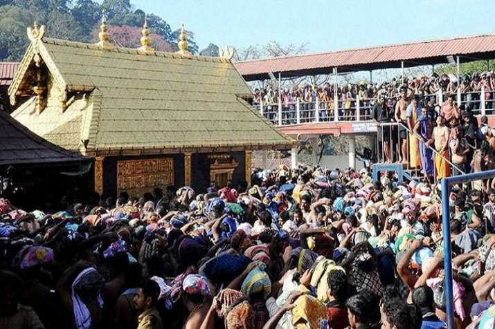 Sabarimala: Two women turned away by police from Lord Ayyappa temple