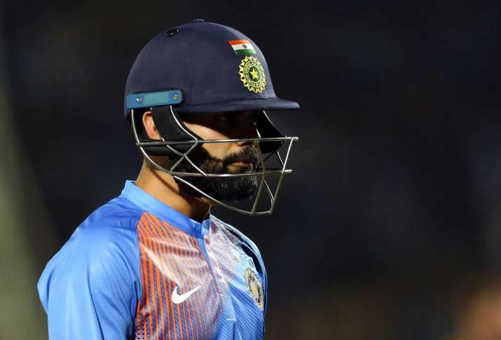Kohli disappointed with batting performance after India's narrow loss to Australia