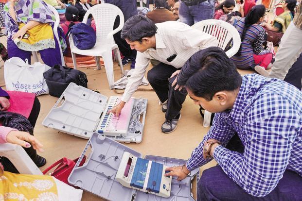Lok Sabha Polls: Oppn demands matching of 50 % of EVM results with VVPATs