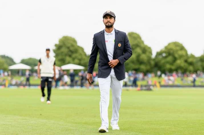 Dinesh Chandimal, SOuth Africa vs Sri Lanka