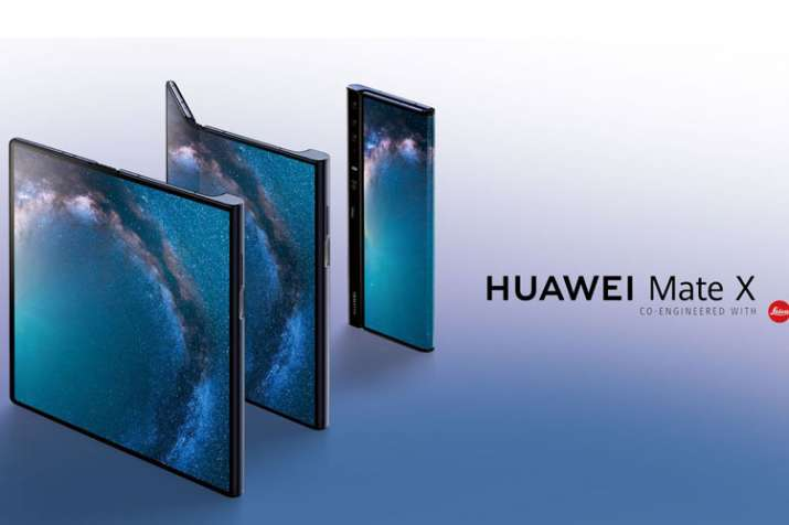 Huawei Mate X foldable 5G smartphone set to launch in India this year soon, company confirms
