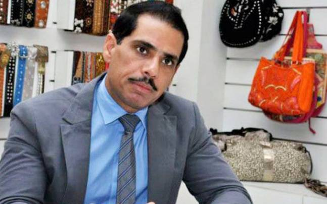 Delhi court to hear Robert Vadra plea for anticipatory bail in money laundering case