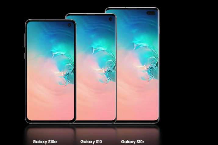 Samsung Galaxy S10, S10+ and S10e launched with Exynos 9820/Snapdragon 855 SoC and Infinity-O displa