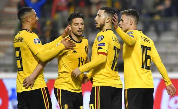 Belgium, Croatia battle for wins as Euro 2020 qualifying begins