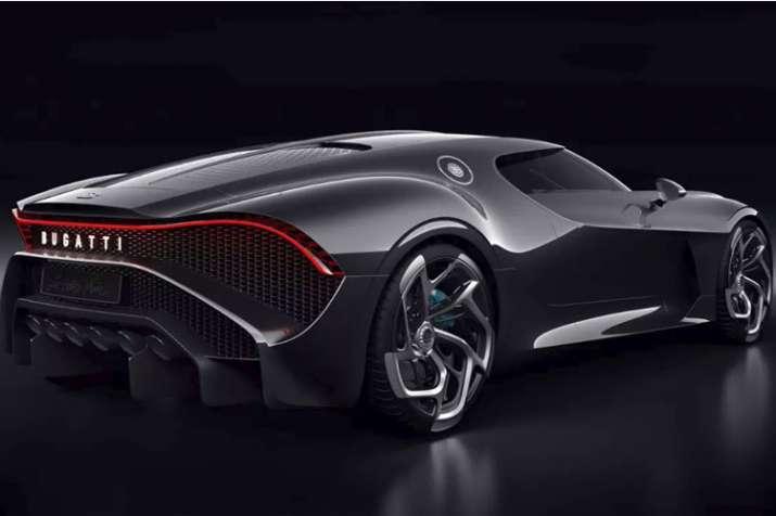 Bugatti La Voiture Noire unveiled: The most expensive Bugatti of all time