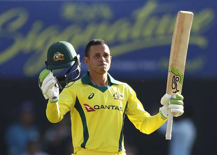 India vs Australia 2019, Usman Khawaja