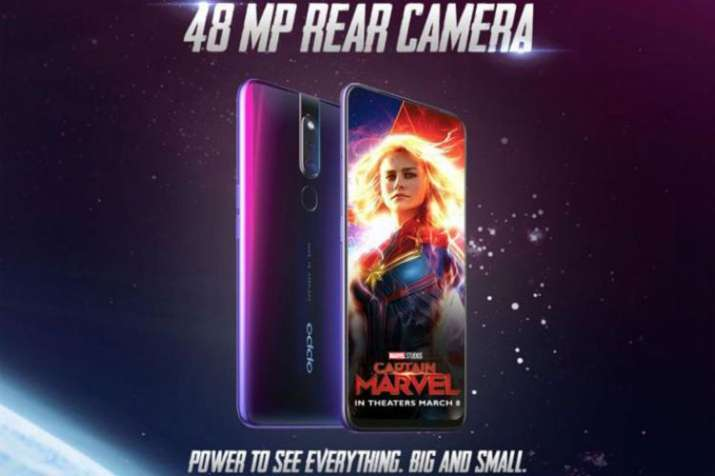 Oppo F11 Pro with pop-up selfie camera launched in India