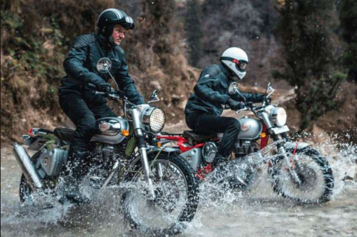 Royal Enfield Bullet Trials 350 and Bullet Trials 500 launched in India: See images here