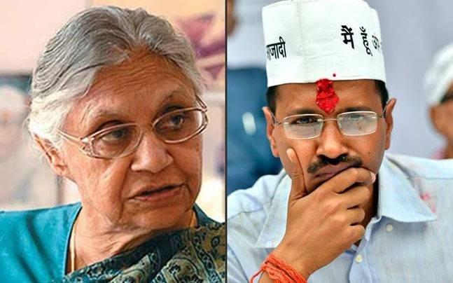 Lok Sabha elections 2019: Kejriwal accuses Congress of