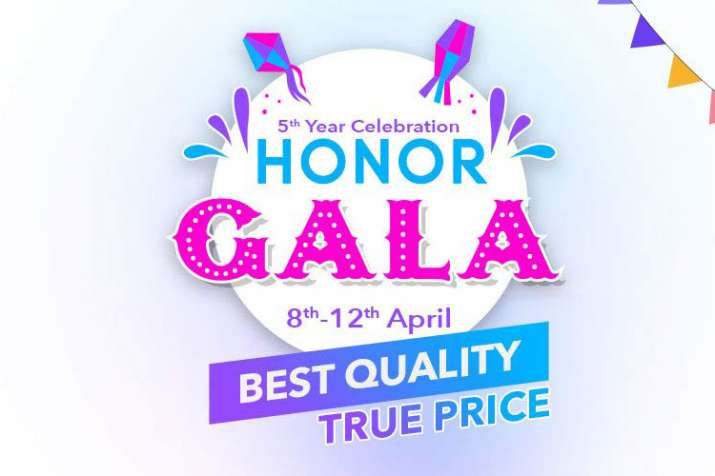 Honor Gala Festival: Offers on Honor Play, Honor 8X, Honor View 20 and more