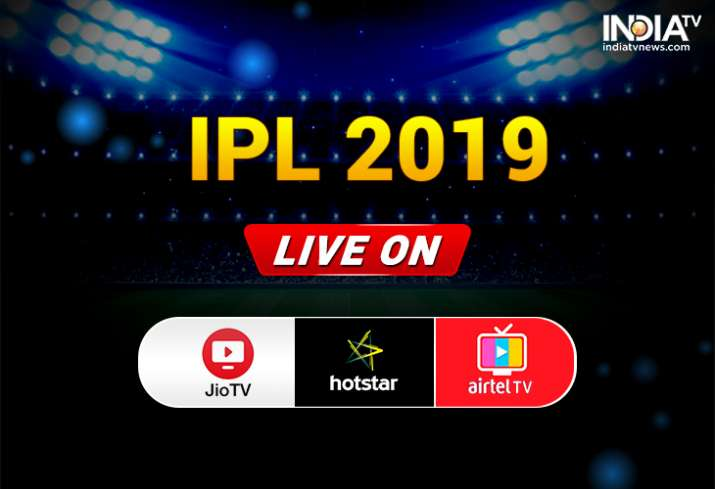 IPL 2019 RR vs RCB Live Cricket Score Streaming Online: Watch match live on your smartphone using Li