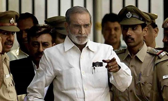Former Congress leader Sajjan Kumar-File Photo