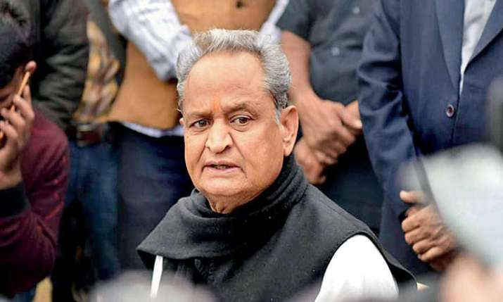 Rajasthan chief minister Ashok Gehlot is unhappy with his son's loss in Lok Sabha Election 2019.