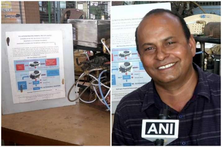 Tamil Nadu, engineer, distilled water, oxygen