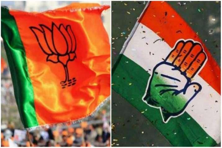 BJP, Congress,