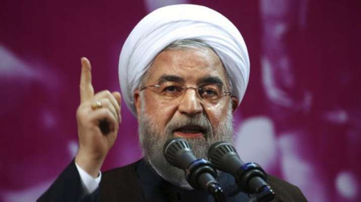 Rouhani slams 'unprecedented' US pressure on Iran