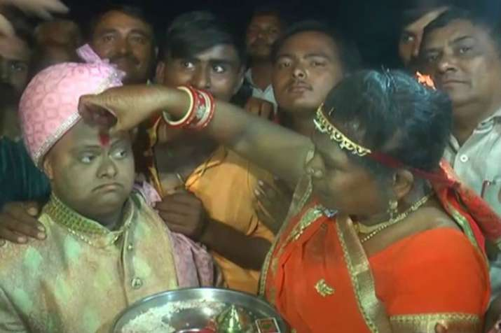 Gujarat man's perfect wedding ceremony without a bride