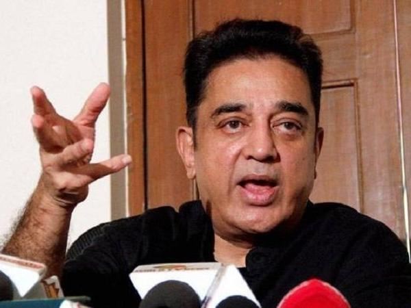 Makkal Needhi Maiam, Kamal Haasan