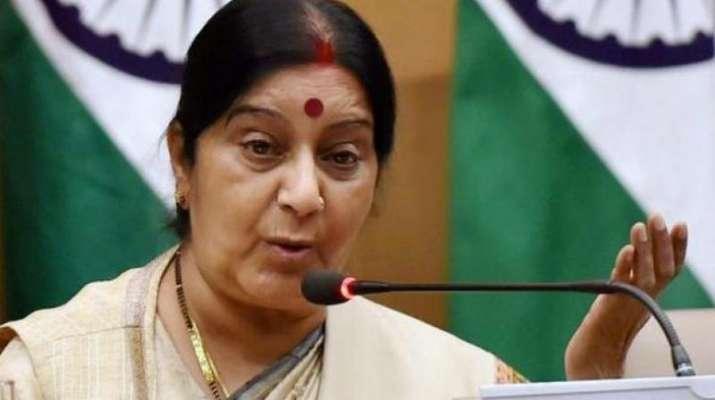 Sushuma swaraj