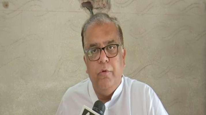 Abid Rasool Khan alleged that the Congress has become