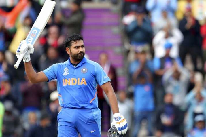 2019 World Cup Rohit Sharma