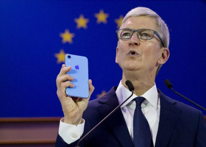Represntative image of Apple CEO Tim Cook