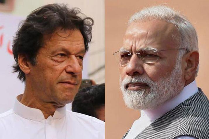 Imran writes to Modi, says Pak wants talks with India to
