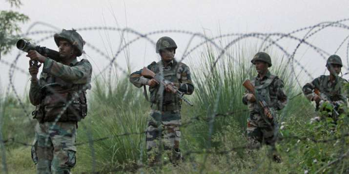 Soldier injured in ceasefire violation in Poonch