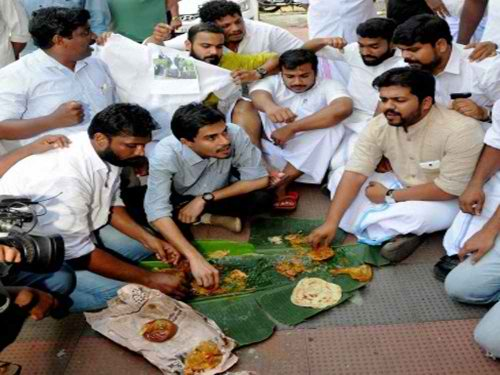 Kolkata Beef Party cancelled