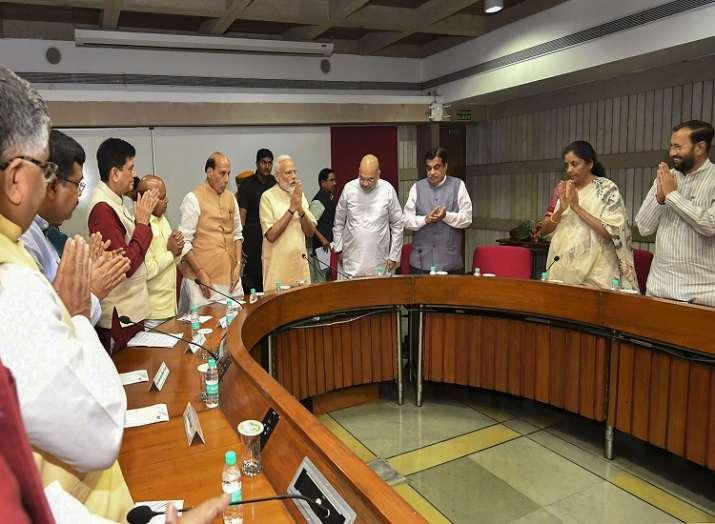 Prime Minister Narendra Modi, Defence Minister Rajnath