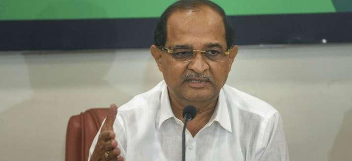 Congress leader Radhakrishna Vikhe-Patil quits Congress