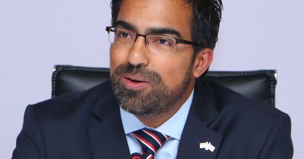 Kumar Iyer becomes first Indian-origin member of UK`s