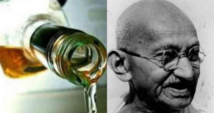 Rajya Sabha members object to Mahatma Gandhi's picture in