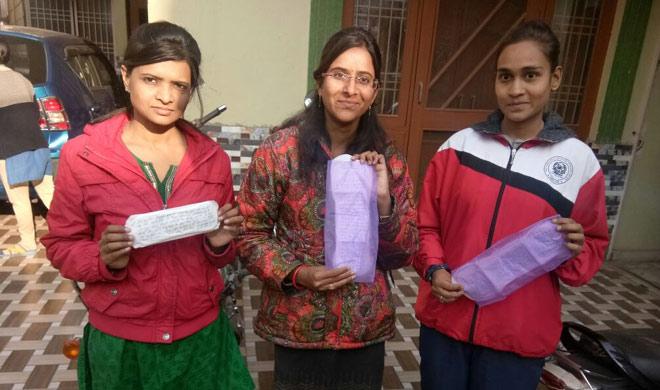 Meghalaya's pad-woman, Shaidalin Marbaniang goes green with