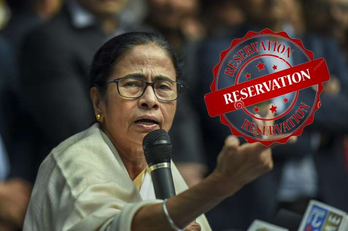 West Bengal announces 10 per cent EWS quota in government