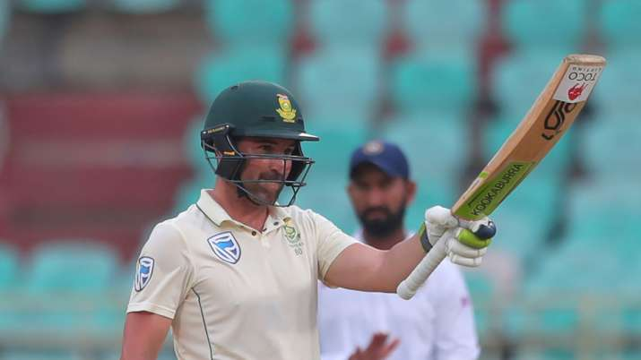 It may be my best hundred I have had for South Africa: Dean Elgar