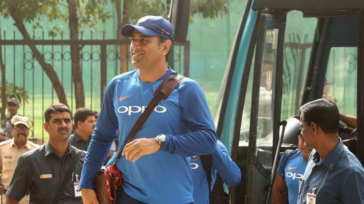 MS Dhoni likely to attend India's 3rd Test against South Africa in Ranchi
